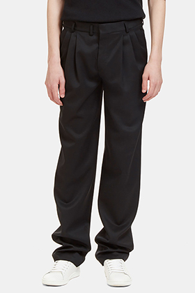 Widefit Pintuck Slacks