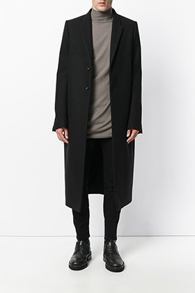 R Single Long Coat