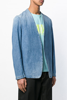 MM Denim Collarless Blazer(의견 수렴중)